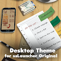 Desktop 1 Theme ssLauncher OR icon