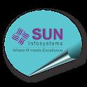 Sun Ticker icon