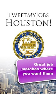 Houston Jobs- screenshot thumbnail