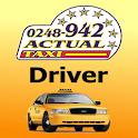 TAXI ACTUAL Driver