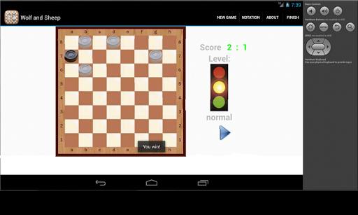 玩免費棋類遊戲APP|下載狼和羊(棋) app不用錢|硬是要APP