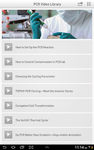 PCR Essentials - screenshot thumbnail
