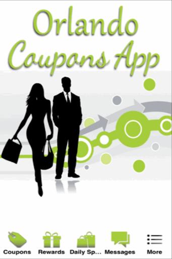 Orlando Coupons App