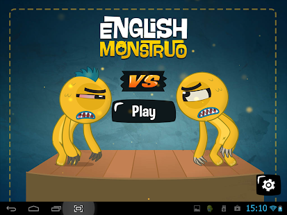 ENGLISH MONSTRUO: miniatura de captura de pantalla