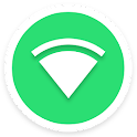 WIFI MAP- passwords & places icon