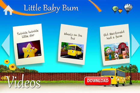 Nursery Rhymes with LBB Lite- screenshot thumbnail
