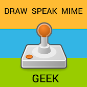 DREAM Charades - geek