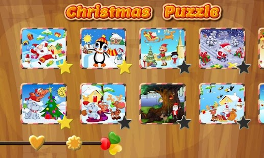 Christmas Puzzle: Santa & Pals - screenshot thumbnail