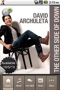 David Archuleta Screenshot 3