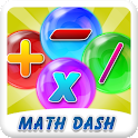 Math Dash logo