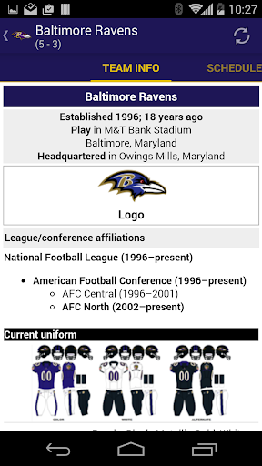 NFL Info