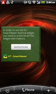 HTSmartViewer Widget- screenshot thumbnail