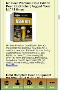 How to Brew Beer- screenshot thumbnail