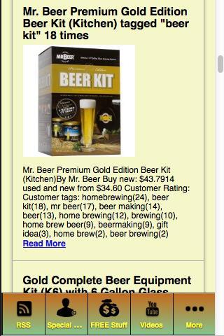 How to Brew Beer- screenshot