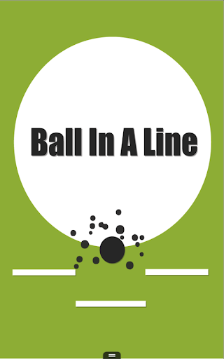 Ball In A Line