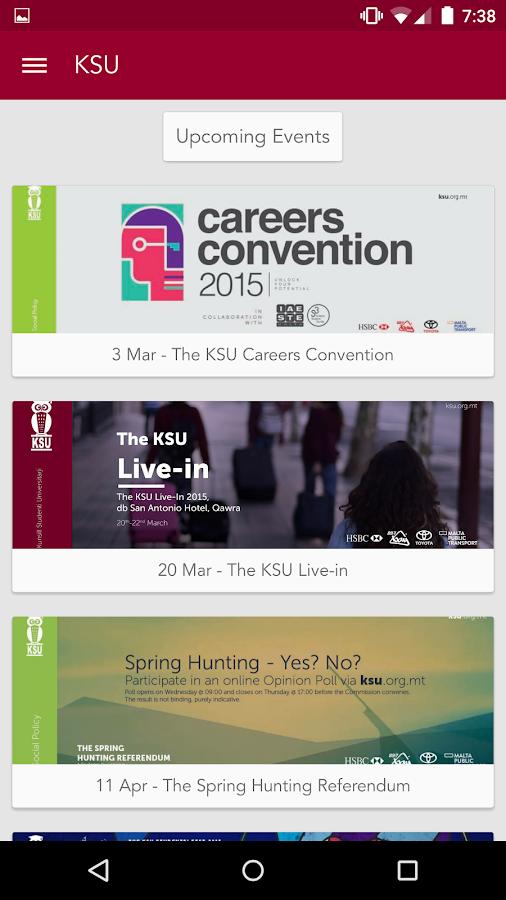 KSU - screenshot