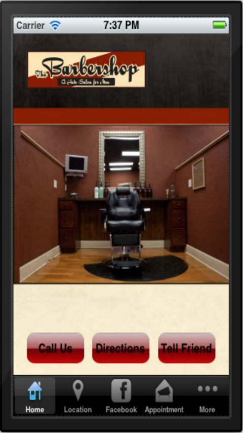 The Barbershop - screenshot