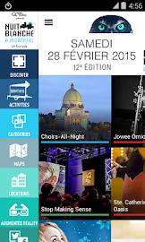2015 Nuit blanche à Montréal Screenshot 1