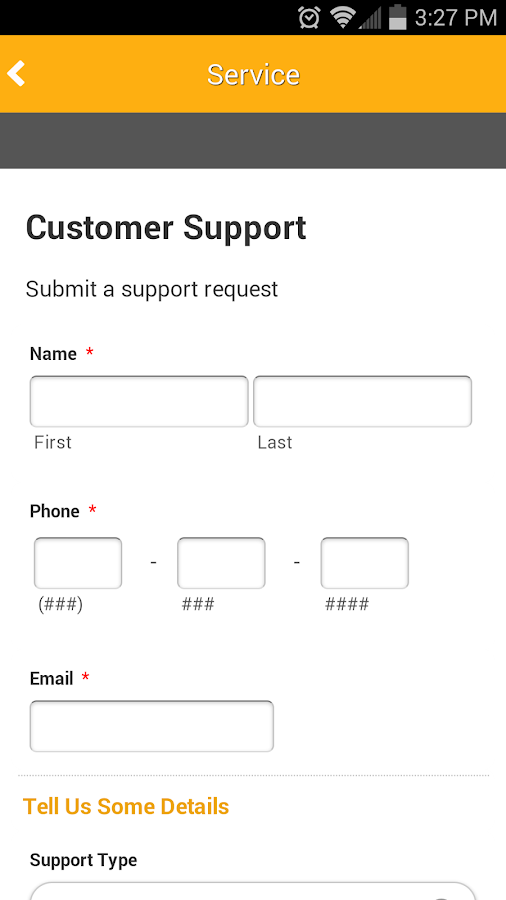SF WiFi Support- screenshot