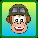Monkey Battle Free icon