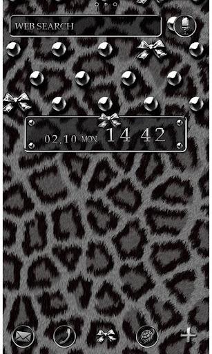 银色豹纹 for[+]HOME