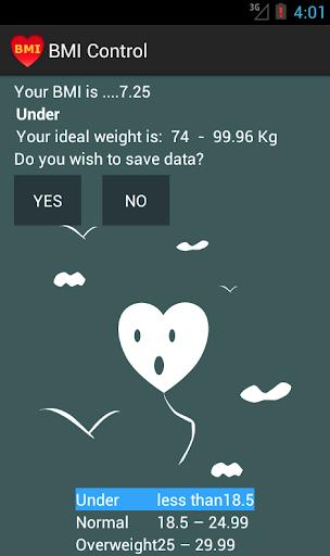 BMI Control