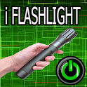 i Flashlight HD icon