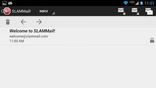 SLAMMail