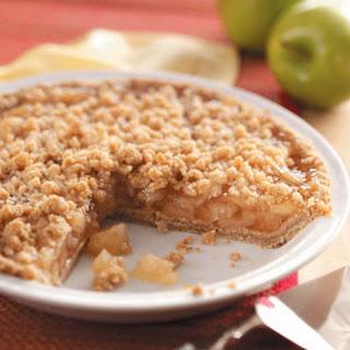 Favorite Dutch Apple Pie.