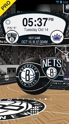NBA 2016 Live Wallpaper Android App Screenshot