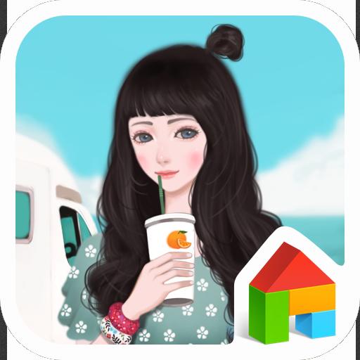 lovelygirls lonelytravel dodol 個人化 App LOGO-APP試玩