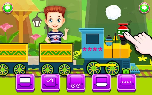 Build My Train Paint Design Android Apps On Google Play