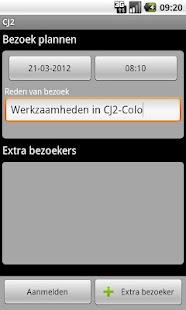 CJ2 App- screenshot thumbnail