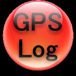 Simple GPS Log 1.0 App icon