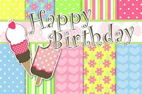 Birthday Card - screenshot thumbnail