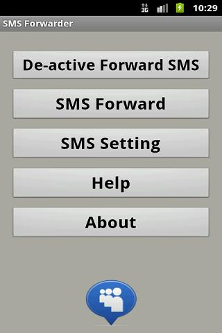 Recharge Mobile SMS Forwarder