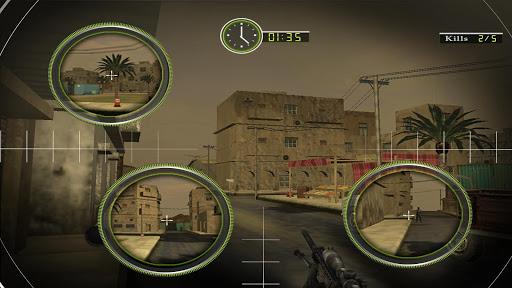 現代城市狙擊手的使命