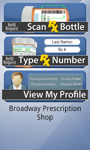 Broadway Prescription Shop