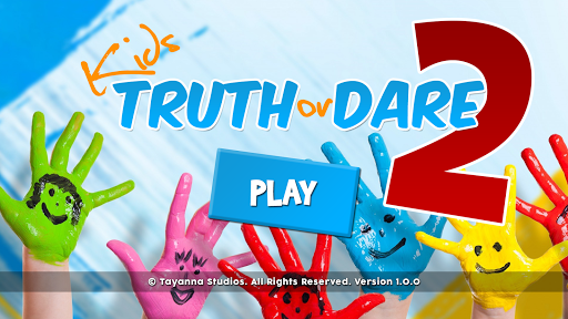 Kids Games: Truth or Dare 2