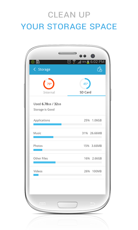 Smart Booster Pro -Pengoptimal - screenshot