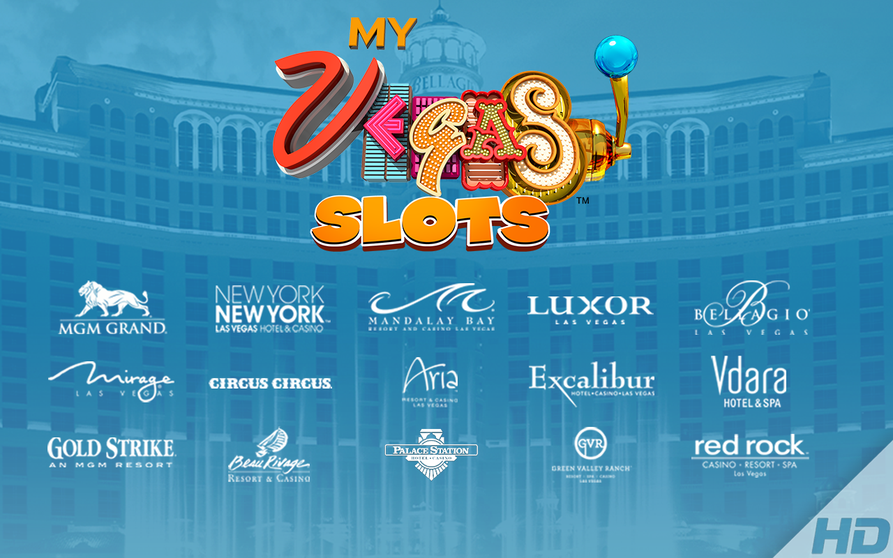 myVEGAS Slots Free Casino - screenshot