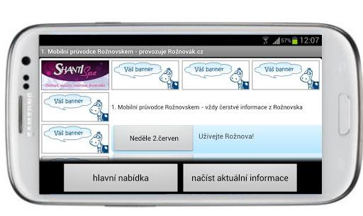 1. Mobilní průvodce Rožnovskem