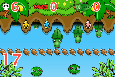 Crocodiles Hunting- screenshot