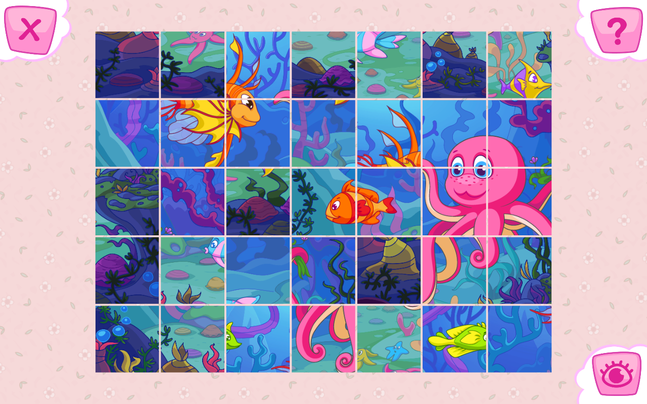 jigsaw puzzles for girls free android apps on google play