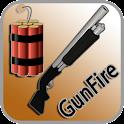 Gun Fire sounds icon