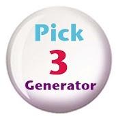 FREE Pick 3 Generator