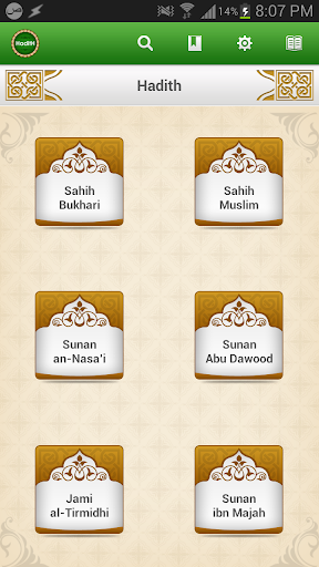 Hadith 6-in-1 Free