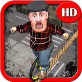 Tightrope Unicycle Master3D HD