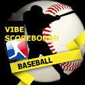 Pro Baseball VIBE Scoreboard logo