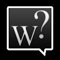 What? logo